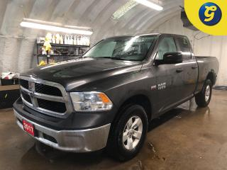 Used 2017 Dodge Ram 1500 SXT * Quad Cab * 4WD * 5.7 L HEMI * Power, heated, manual folding exterior mirrors  * Power windows/mirrors * Climate control * Hands free steering wh for sale in Cambridge, ON