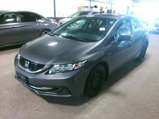 Used 2015 Honda Civic EX for sale in Waterloo, ON