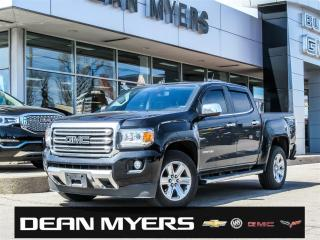 Used 2016 GMC Canyon SLT for sale in North York, ON