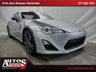 Used 2016 Scion FR-S for sale in Sherbrooke, QC