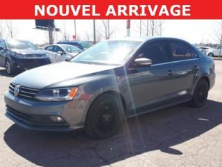 Used 2015 Volkswagen Jetta Trendline for sale in Boucherville, QC