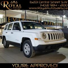 Used 2016 Jeep Patriot SPORT for sale in Calgary, AB