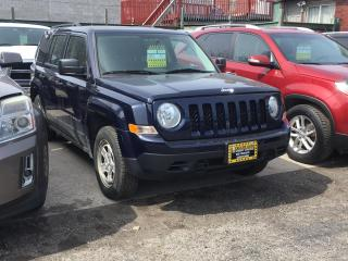 Used 2015 Jeep Patriot FWD 4dr Sport for sale in Scarborough, ON