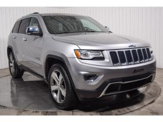 Used 2015 Jeep Grand Cherokee Ltd Awd V6 Cuir Toit for sale in Saint-hubert, QC