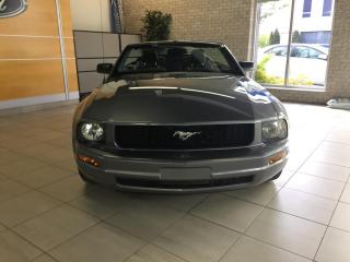 Used 2007 Ford Mustang Cabriolet 2 portes/PREMIUN BAS KM for sale in Drummondville, QC