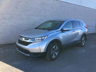 Used 2017 Honda CR-V 2 RM 5 portes LX for sale in Drummondville, QC