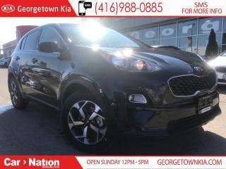 Used 2020 Kia Sportage LX FWD | $172 BI-WEEKLY | B/U CAM | for sale in Georgetown, ON