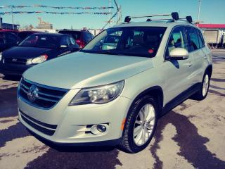 Used 2009 Volkswagen Tiguan for sale in Laval, QC