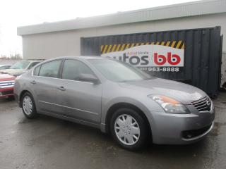 Used 2007 Nissan Altima for sale in Laval, QC