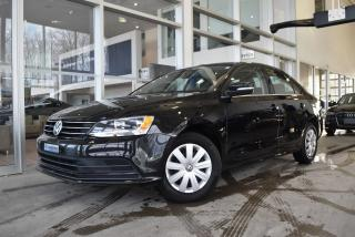 Used 2015 Volkswagen Jetta TRENDLINE A/C for sale in St-Jérôme, QC