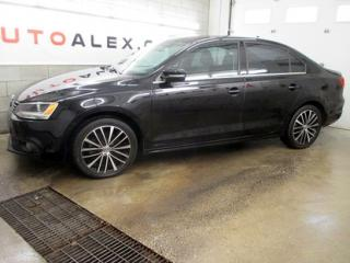Used 2014 Volkswagen Jetta TDI DIESEL HIGHLINE for sale in St-Eustache, QC