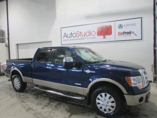 Used 2011 Ford F-150 KING RANCH**ECOBOOST**CREW CAB**TOIT** for sale in Mirabel, QC