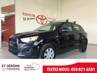 Used 2015 Mitsubishi RVR Es Sièges Ch for sale in Mirabel, QC