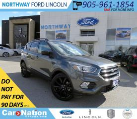 Used 2017 Ford Escape SE | NAV | PWR HTD SEATS | PANO ROOF | for sale in Brantford, ON