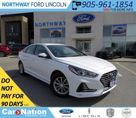 Used 2019 Hyundai Sonata Essential | HTD SEATS | BLIND SPOT | BACKUP CAM | for sale in Brantford, ON