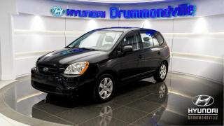 Used 2009 Kia Rondo LX + 118 717 KM !! + MAGS + GROUPE ÉLECT for sale in Drummondville, QC