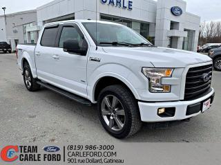 Used 2016 Ford F-150 Ford F-150 XLT S/CREW 2016, GPS, CAMÉRA for sale in Gatineau, QC