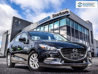 Used 2018 Mazda MAZDA3 GS|LEATHER|1 OWNER|NO ACCIDENTS for sale in Scarborough, ON