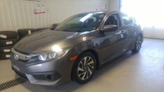 Used 2016 Honda Civic EX HS for sale in Gatineau, QC