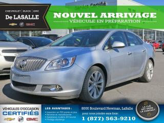 Used 2013 Buick Verano Cuir Sublime, Client for sale in Lasalle, QC