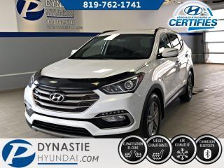 Used 2018 Hyundai Santa Fe SPORT PREMIUM for sale in Rouyn-Noranda, QC