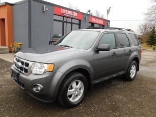 Used 2011 Ford Escape XLT*LEATHER*SUNROOF*MICROSOFT SYNC for sale in St. Thomas, ON