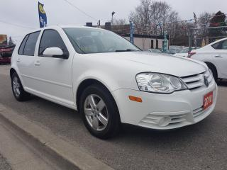 Used 2010 Volkswagen City Golf 83K Only - Mint Condition- Extra Clean - Alloys for sale in Scarborough, ON