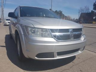 Used 2010 Dodge Journey SE - EXTRA CLEAN - BLUETOOTH - ALLOYS for sale in Scarborough, ON