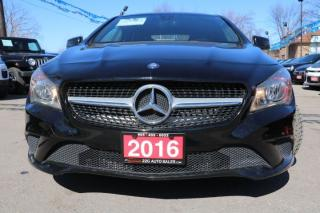 Used 2016 Mercedes-Benz CLA-Class CLA 250 for sale in Brampton, ON
