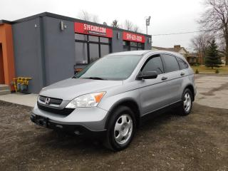 Used 2007 Honda CR-V LX|4WD|AUX|POWER PACKAGE for sale in St. Thomas, ON