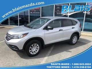 Used 2014 Honda CR-V Lx Traction Avant for sale in Ste-Marie, QC