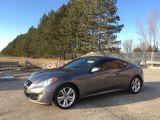 Photo of Grey 2010 Hyundai Genesis Coupe