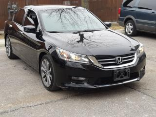 Used 2014 Honda Accord Sport for sale in Oshawa, ON