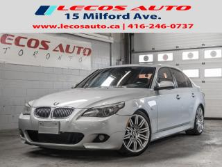 Used 2010 BMW 5 Series 550i for sale in North York, ON