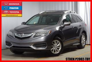 Used 2018 Acura RDX Tech Navigation for sale in Drummondville, QC