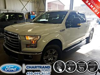Used 2016 Ford F-150 XLT cabine SuperCrew 4RM caisse de 6,5 p for sale in Laval, QC