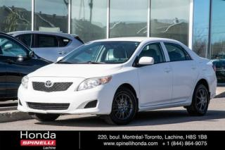 Used 2009 Toyota Corolla Ce B Package Ac for sale in Lachine, QC