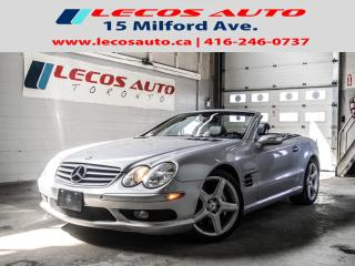 Used 2005 Mercedes-Benz SL-Class 5.5L AMG for sale in North York, ON