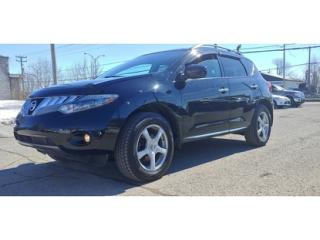 Used 2010 Nissan Murano AWD for sale in St-Jérôme, QC