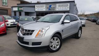 Used 2010 Cadillac SRX 3.0 AWD, w/Backup Cam for sale in Etobicoke, ON