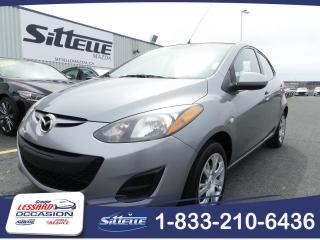Used 2013 Mazda MAZDA2 AUTOMATIQUE AIR CLIM.!! for sale in St-Georges, QC
