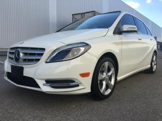 Used 2014 Mercedes-Benz B-Class B 250 Sports Tourer for sale in Mississauga, ON