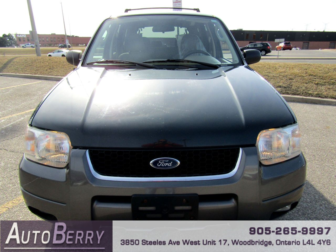 2004 ford escape user manual