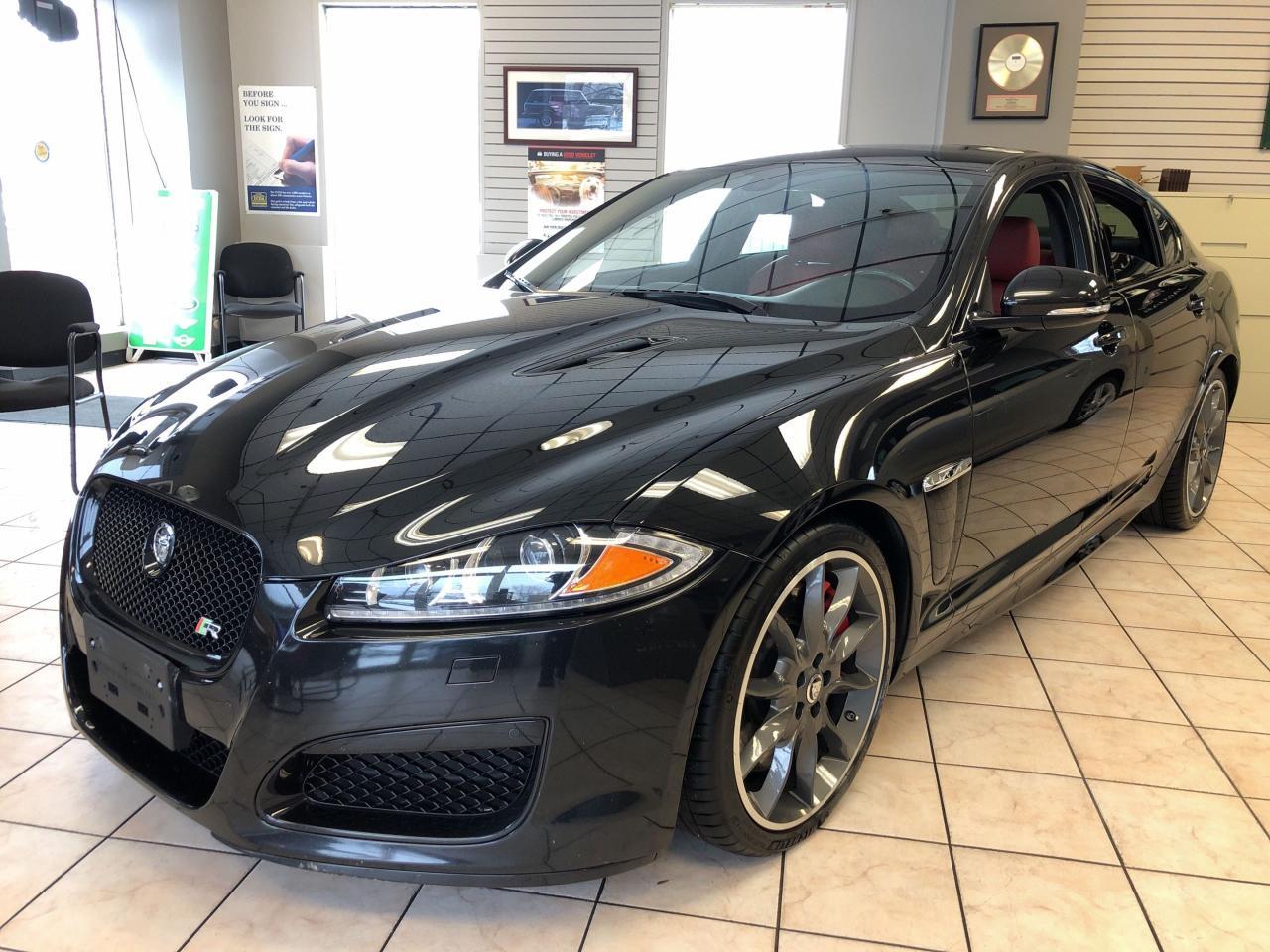 2013 Jaguar XF V8  XFR