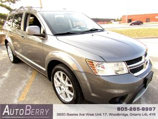 Used 2012 Dodge Journey Crew - 5 Passenger - 3.6L for sale in Woodbridge, ON