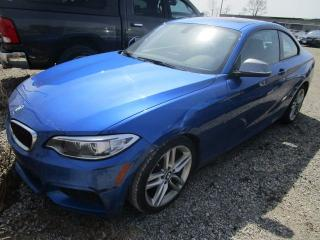 Used 2016 BMW 2-Series 228i for sale in Toronto, ON