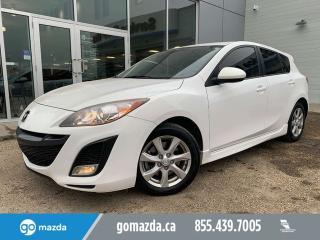 Used 2011 Mazda MAZDA3 GS for sale in Edmonton, AB
