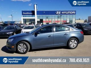 Used 2012 Chevrolet Cruze LT TURBO/POWER OPTIONS/CRUISE CONTROL for sale in Edmonton, AB