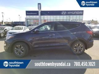 Used 2013 Hyundai Santa Fe LUXURY/AWD/PANO SUNROOF/BACK UP CAMERA for sale in Edmonton, AB