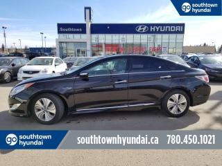 Used 2015 Hyundai Sonata Hybrid LIMITED/BACK UP CAMERA/HEATED SEATS/PANO SUNROOF for sale in Edmonton, AB